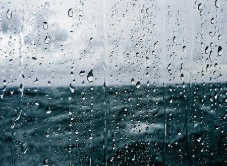 Pioggia.
