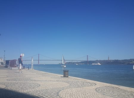 Viaggio della disperazione a Lisbona, capitolo 1.